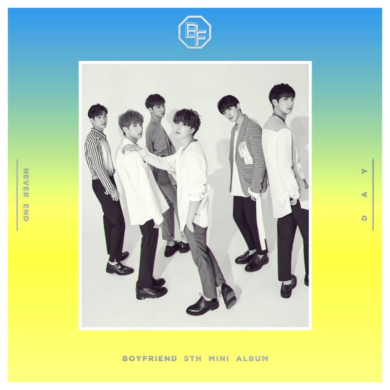 BOYFRIEND 5th EP `NEVER END [mini album] [ DESCARGA] Cover13