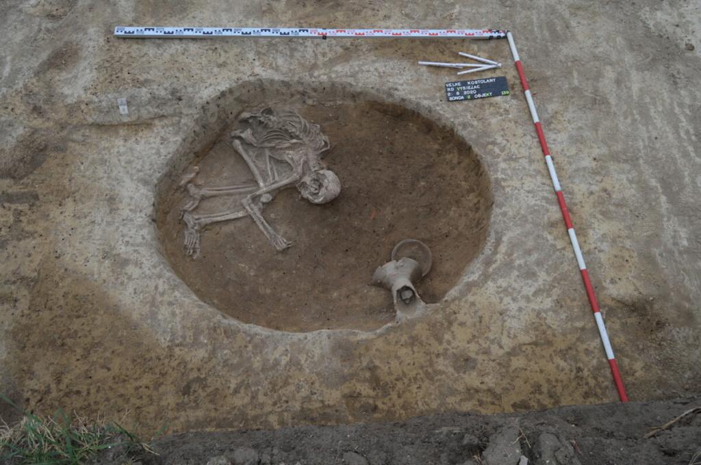 Najnovšie archeologické výskumy na Slovensku - Stránka 2 64033510