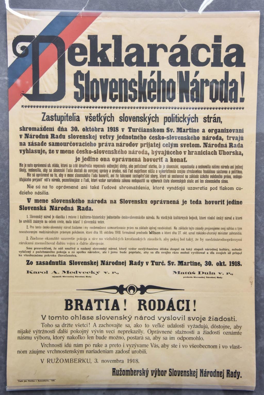 Česko-Slovensko, Československo, ČSSR, ČSFR, Slovensko Martin10