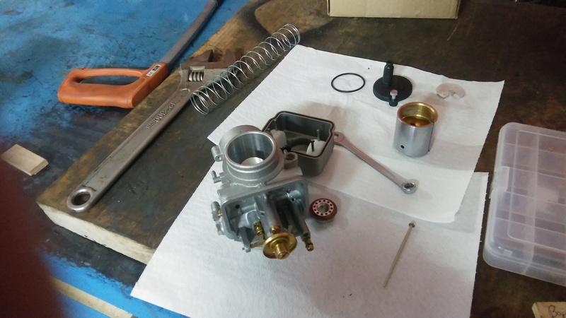 Consejo sobre carburador para montesa cappra vf 250. 20170810