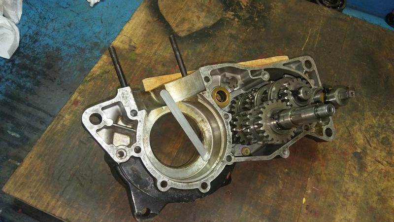 Desmontage y montage de motores 20170812