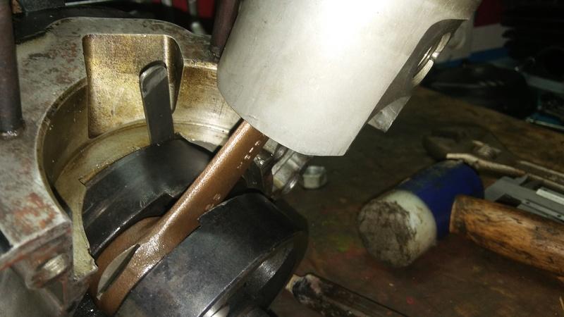 Desmontage y montage de motores 20170813