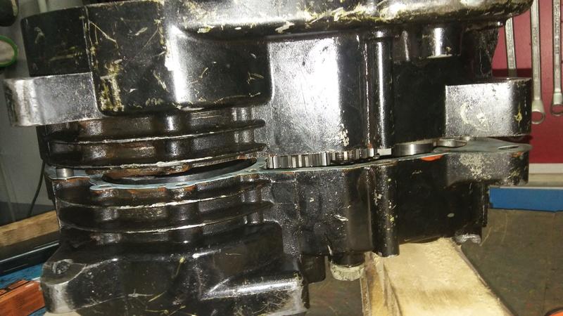 Desmontage y montage de motores 20170815