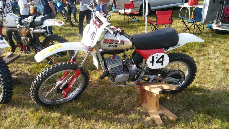 Motocross en cardo asturias. 20170913