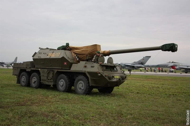 Argentina y Rep Checa por el desarrollo de un Blindado y venta de munición. - Página 2 Zuzana10