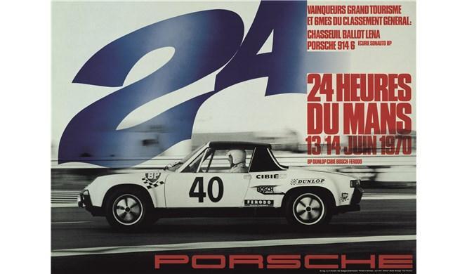 POSTERS DE PORSCHE 914 Cartel10