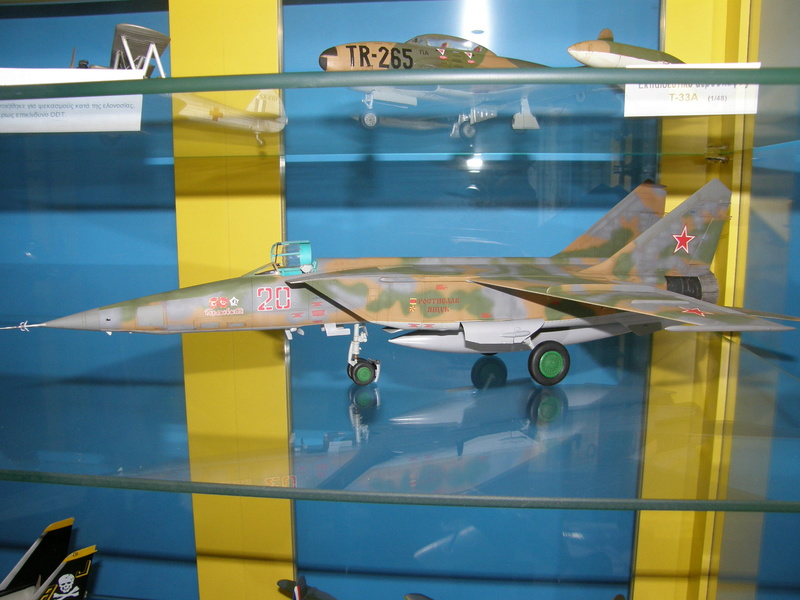 MiG-25RBF, ICM 1/48 P8200014