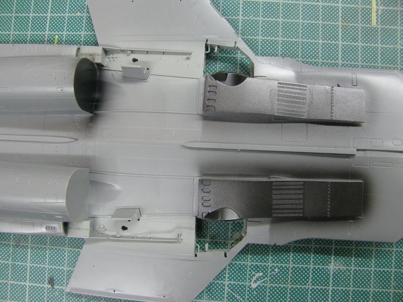Su-33, Kinetic 1/48 P9250013