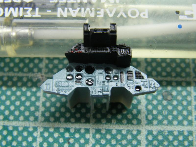 Su-33, Kinetic 1/48 P9250017
