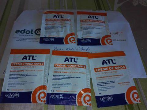 Amostras Edol - Cremes ATL [Recebido]  [Com video] - Página 2 21728510