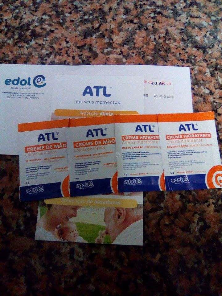 Amostras Edol - Cremes ATL [Recebido]  [Com video] - Página 2 22090110