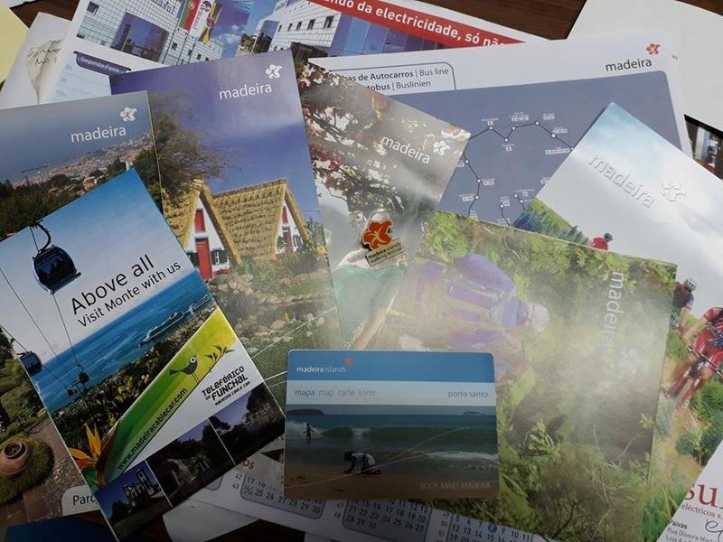 Amostras Gov Madeira - Pins, Calendários da Madeira [ Recebido ] - Página 3 22228310
