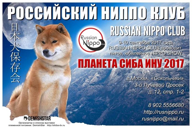 5-ое юбилейное NIPPO SHOW - 2017 в Москве - Страница 3 19437310