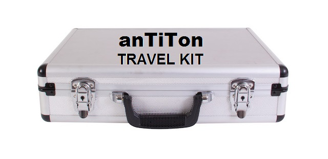 anTiTon enFase hybrid headphone amplifier  Ant10