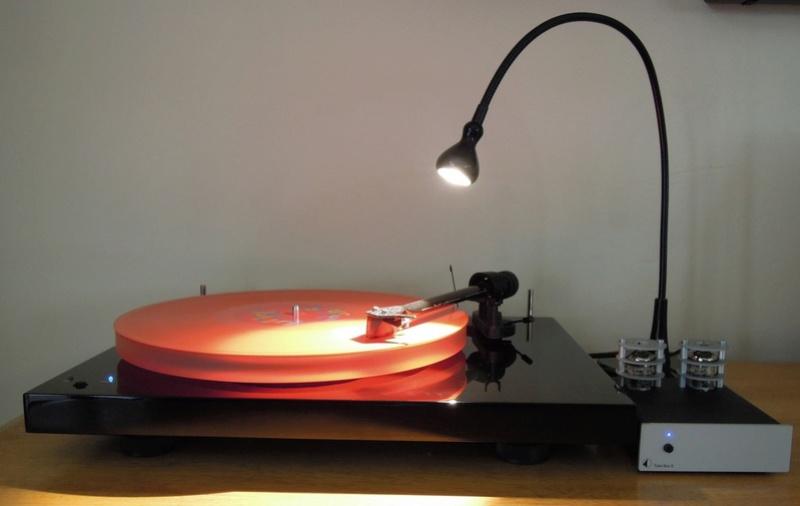 Iluminação para gira-discos Image38