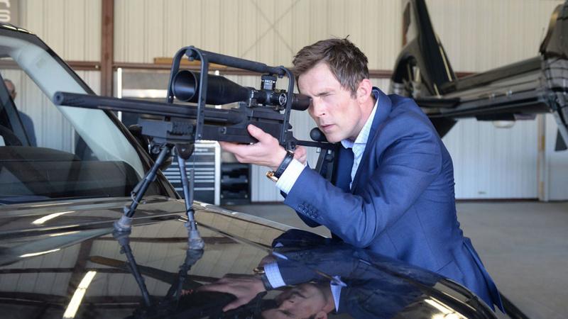 """Netflix SERIE """"SHOOTER"""" 22b02610"""