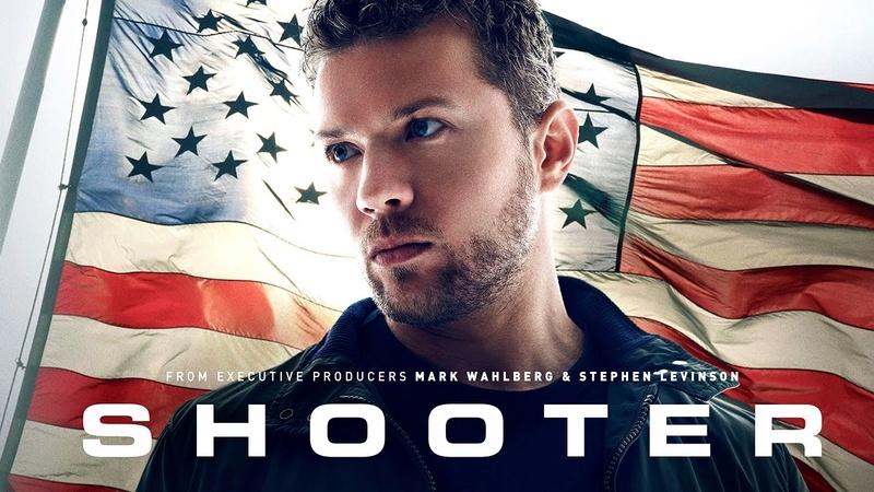 """Netflix SERIE """"SHOOTER"""" 40733110"""