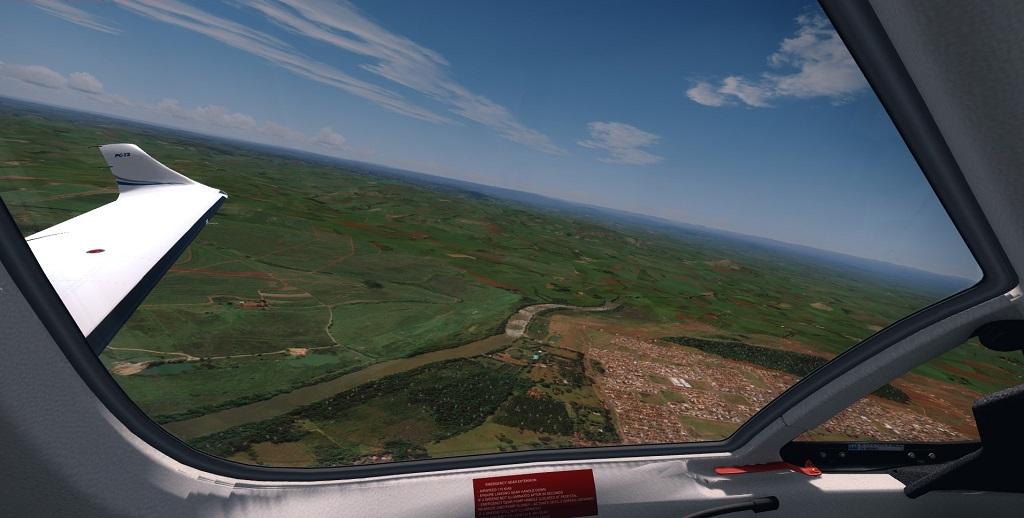 Missão Azul - Pilatus PC12 em ação. 710