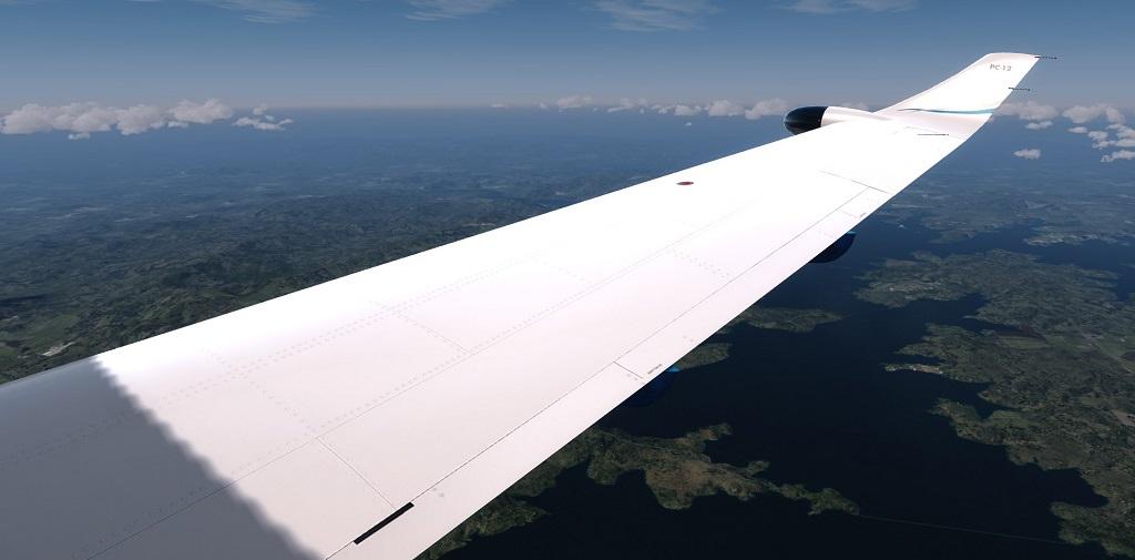 Missão Azul - Pilatus PC12 em ação. 810
