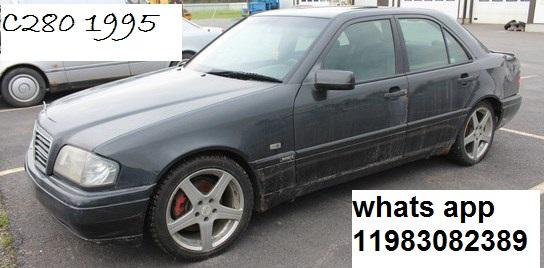 C280 1995 Fase I para peças - VENDIDO W202_g10