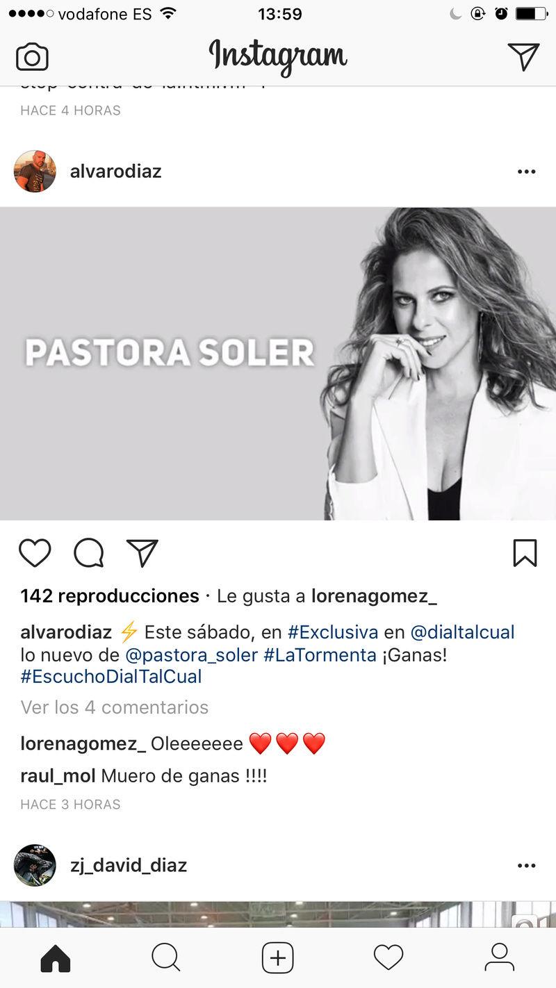 """Pastora Soler >> album """"La calma"""" Img_9912"""