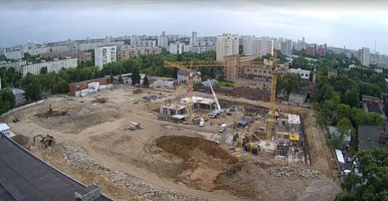Строительство ЖК Нормандия - Страница 3 26o210