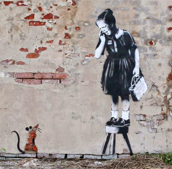 Arte callejero Londre10