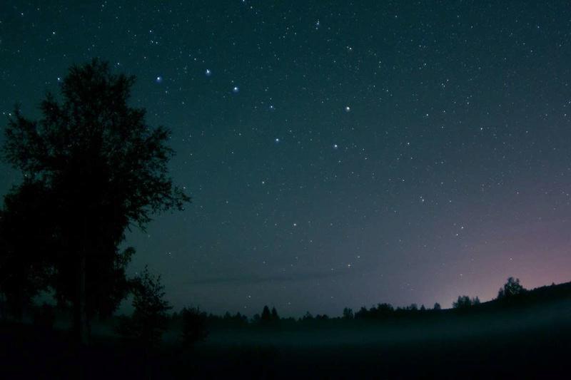 Звёздное небо и космос в картинках - Страница 4 15025410
