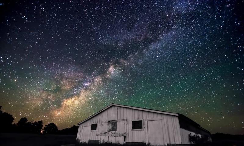 Звёздное небо и космос в картинках - Страница 4 15026610