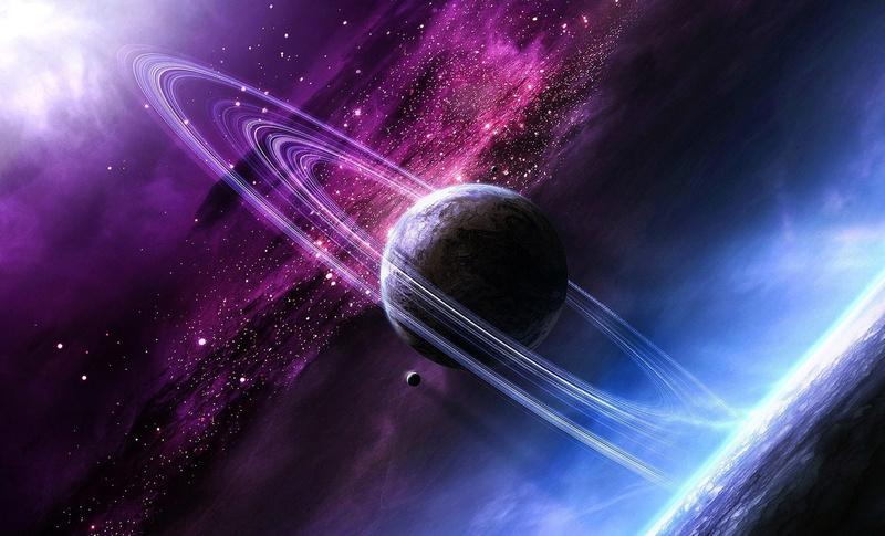 Звёздное небо и космос в картинках - Страница 6 15034810