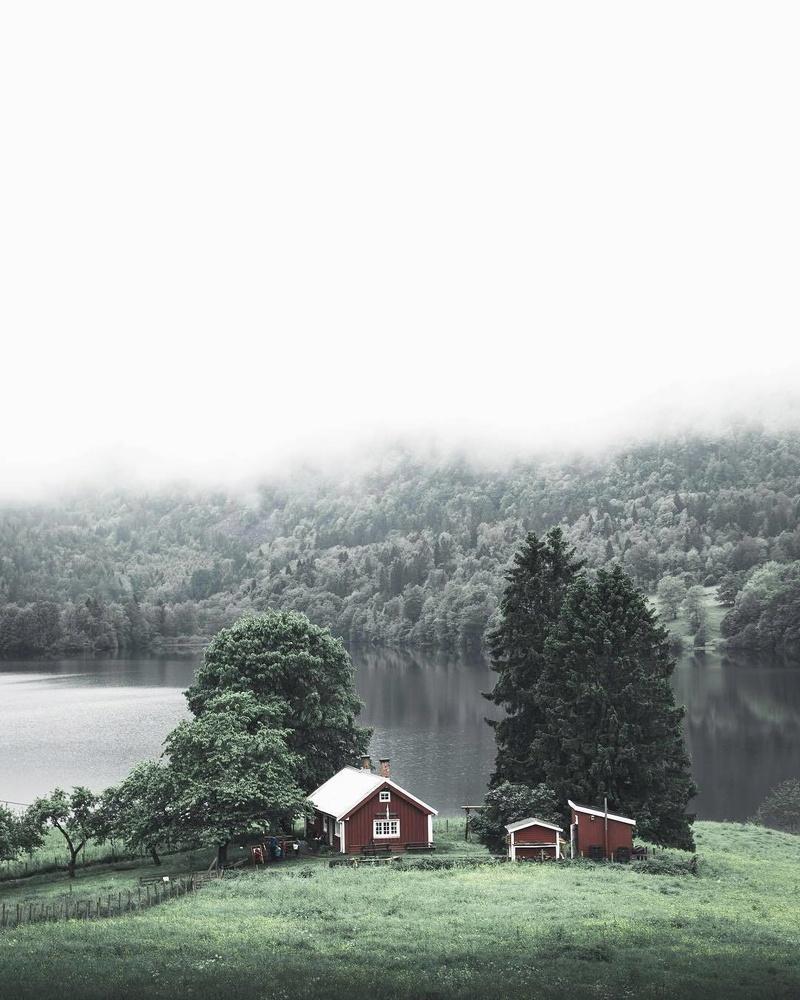 Роскошные пейзажи Норвегии - Страница 20 15045110