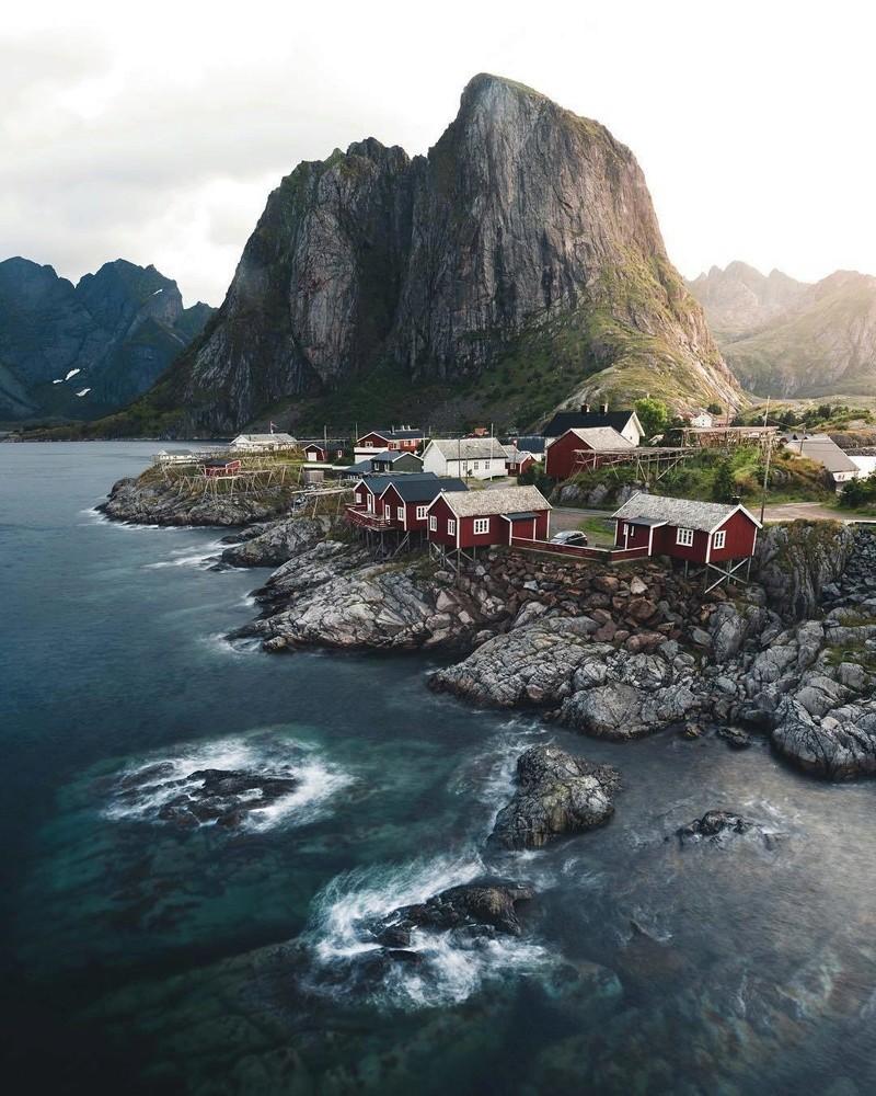 Роскошные пейзажи Норвегии - Страница 20 15045111
