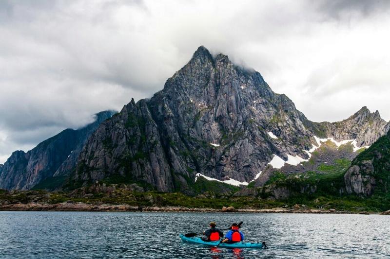 Роскошные пейзажи Норвегии - Страница 21 15046811