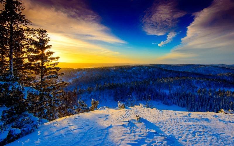 Роскошные пейзажи Норвегии - Страница 21 Winter10