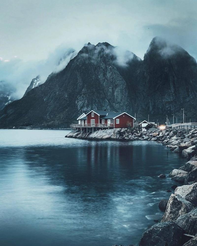Роскошные пейзажи Норвегии - Страница 21 Xjpavb10