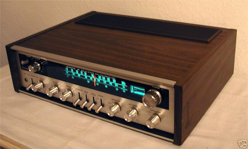 O melhor Receiver Vintage de Sempre Dcx23010