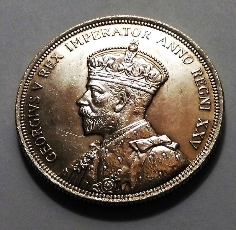 DOLLAR DE 1935 - CANADÁ, GEORGE V Img_2031