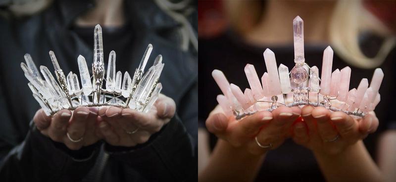 Кристаллы исполняют желания 110