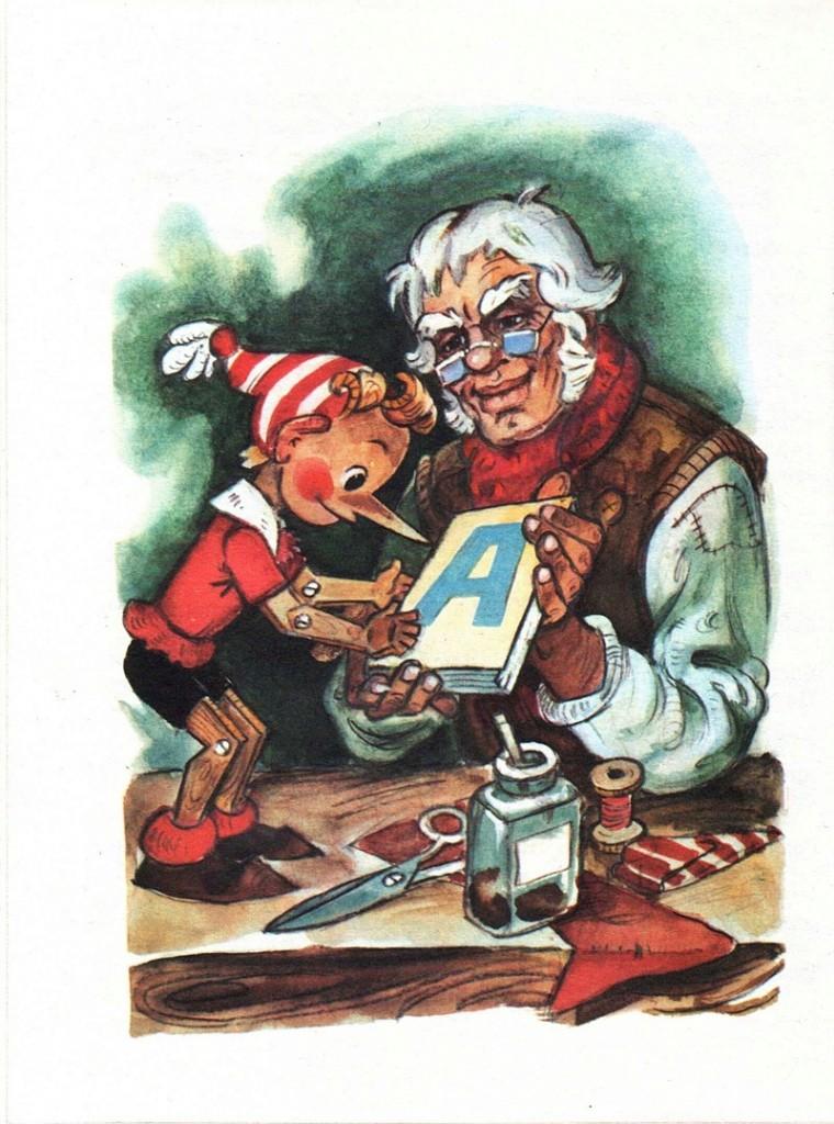 Тайный смысл сказки о деревянном мальчике 65288810