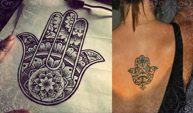 Рука Фатимы Hamsa_10