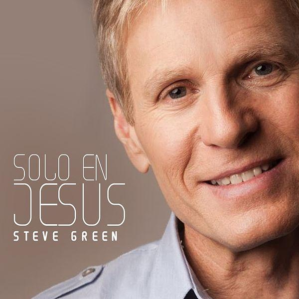 green - Pistas : Solo en Jesus  - steven green 600x6010