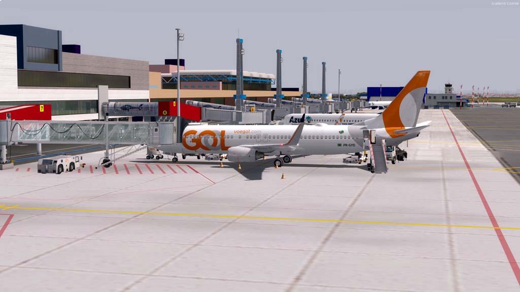 Belo voo Gol B738 PR-GYD 2017-814