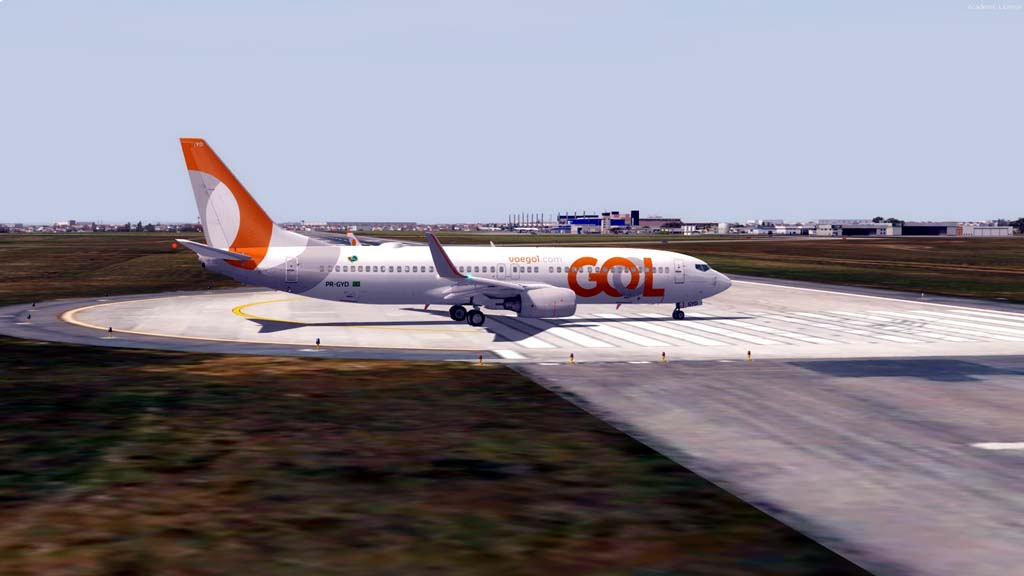 Belo voo Gol B738 PR-GYD 2017-819