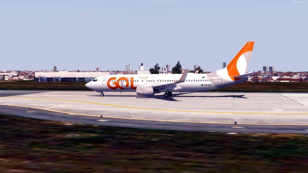 Belo voo Gol B738 PR-GYD 2017-822