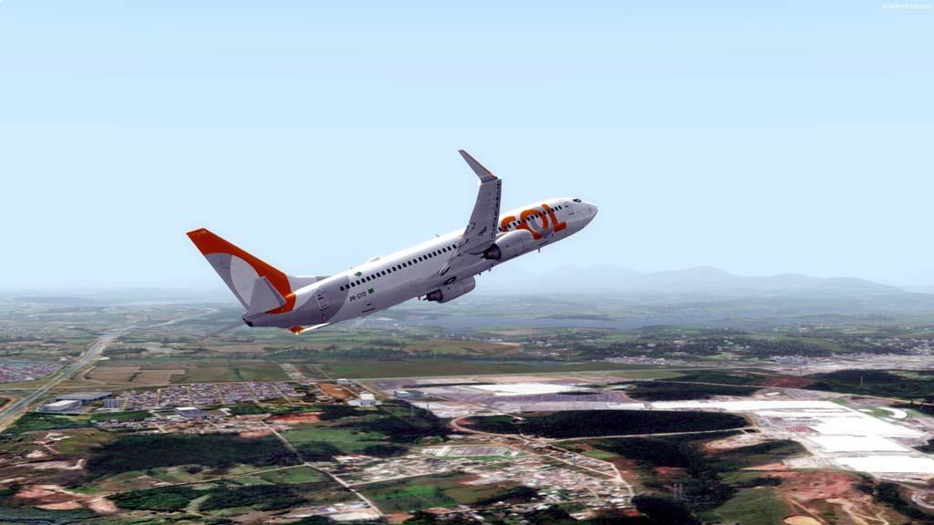 Belo voo Gol B738 PR-GYD 2017-824