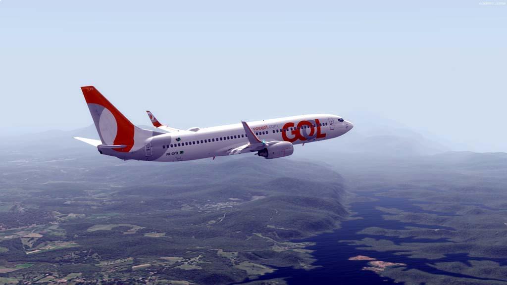 Belo voo Gol B738 PR-GYD 2017-825