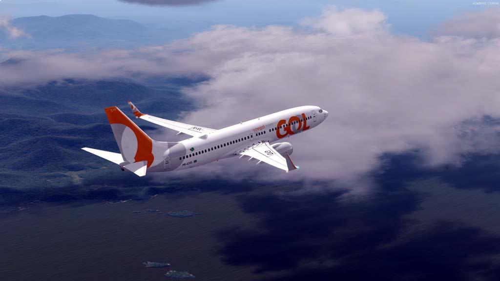 Belo voo Gol B738 PR-GYD 2017-828