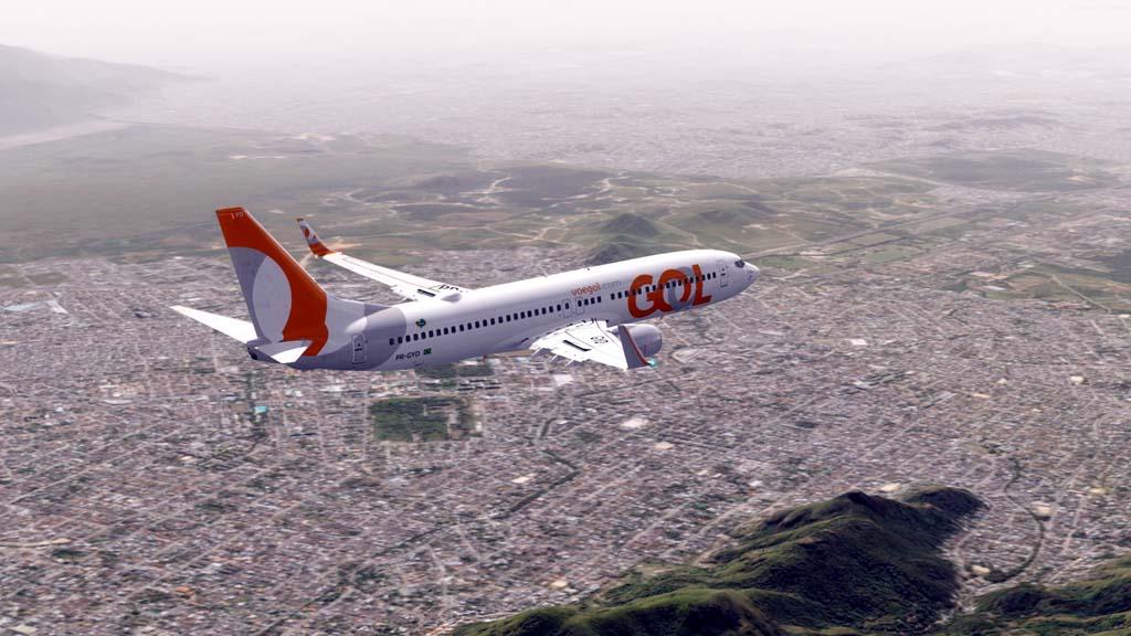 Belo voo Gol B738 PR-GYD 2017-831