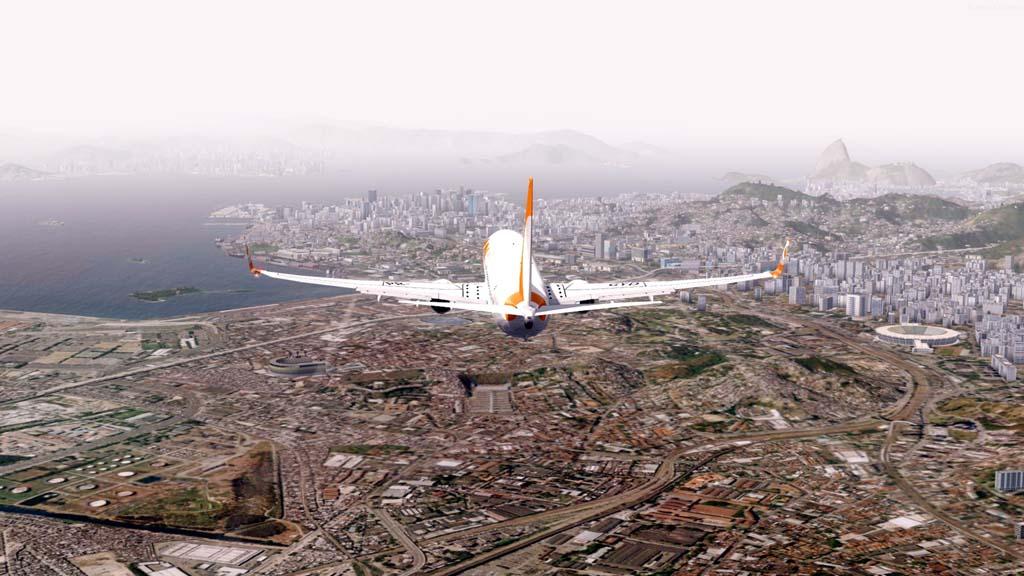 Belo voo Gol B738 PR-GYD 2017-832