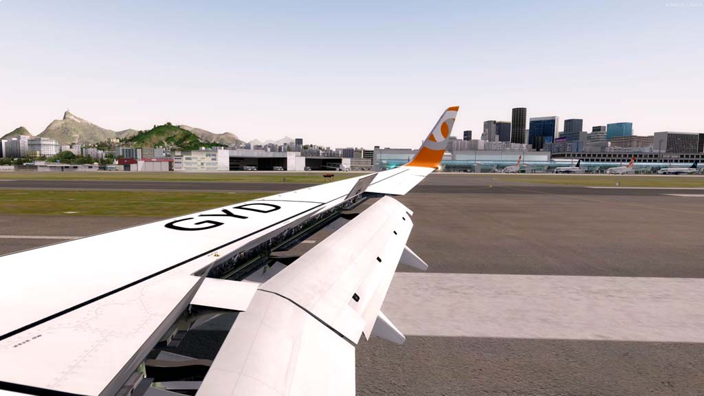 Belo voo Gol B738 PR-GYD 2017-837